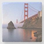 Los E.E.U.U., California, San Francisco. Golden Ga Posavasos De Piedra