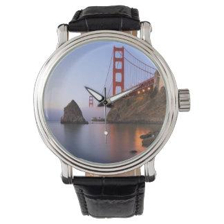 Los E.E.U.U., California, San Francisco. Golden Relojes De Pulsera