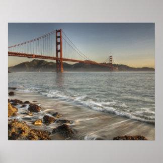Los E.E.U.U., California, San Francisco.  Una visi Póster
