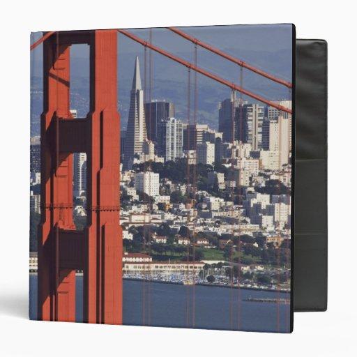 """Los E.E.U.U., California, San Francisco. Vista aér Carpeta 1 1/2"""""""