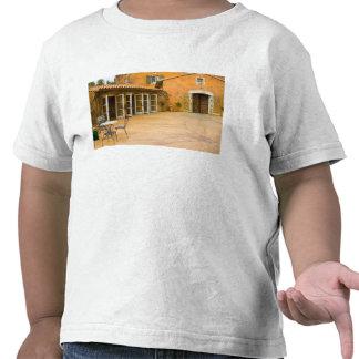 Los E.E.U.U., California, valle de Sonoma, patio e Camisetas
