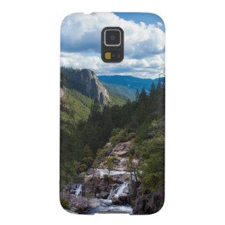 Los E.E.U.U., California. Valle Vista de Yosemite Carcasas Para Galaxy S5