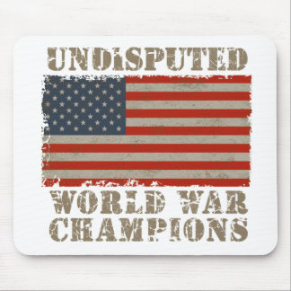 Los E.E.U.U., campeones indiscutibles de la guerra Tapete De Ratones