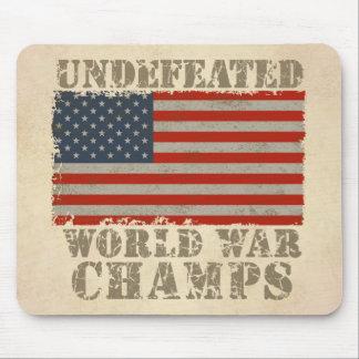 Los E.E.U.U., campeones invictos de la guerra Tapete De Ratones