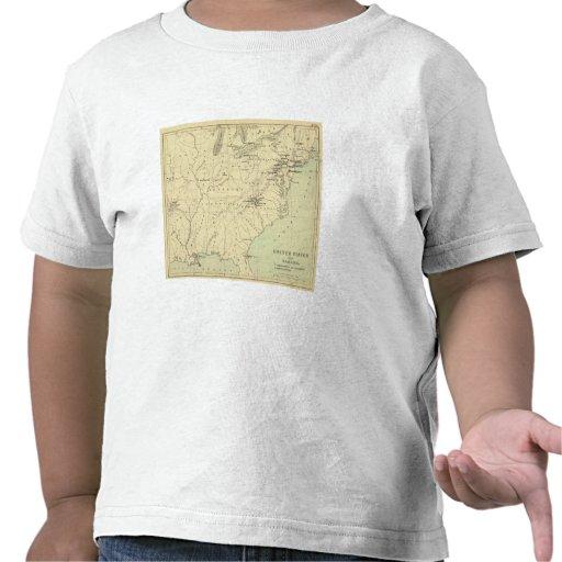 Los E.E.U.U., Canadá Camisetas