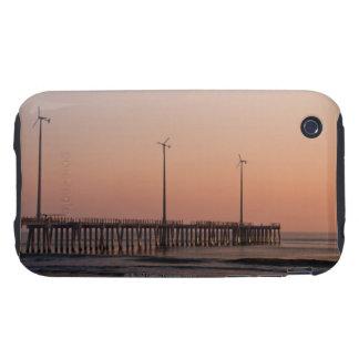 Los E.E.U.U., Carolina del Norte, Outer Banks, Tough iPhone 3 Cárcasas