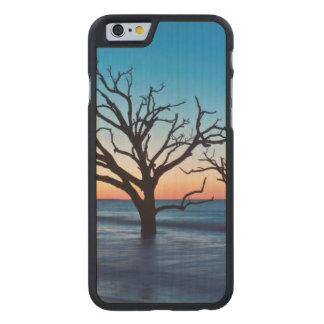 Los E.E.U.U., Carolina del Sur, isla de Edisto, Funda De iPhone 6 Carved® Slim De Arce