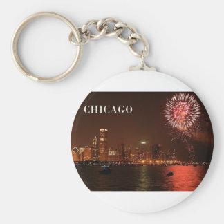 Los E.E.U.U. Chicago (St.K) Llavero Personalizado