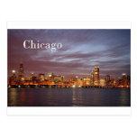 Los E.E.U.U. Chicago St.K) Postal