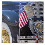Los E.E.U.U., Colorado, Frisco. Auto de Packard de Azulejos Ceramicos