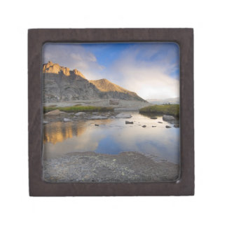 Los E.E.U.U., Colorado, montaña rocosa NP Cajas De Regalo De Calidad