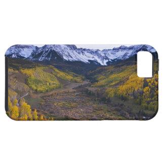 Los E E U U Colorado montañas rocosas San Juan iPhone 5 Case-Mate Fundas