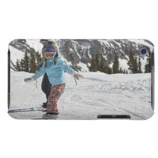 Los E.E.U.U., Colorado, telururo, padre e hija 2 iPod Touch Case-Mate Protectores