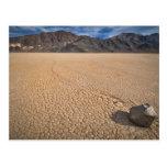 Los E.E.U.U., Death Valley, roca en Playa Postales