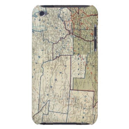 Los E.E.U.U. diciembre de 1864 iPod Case-Mate Protector