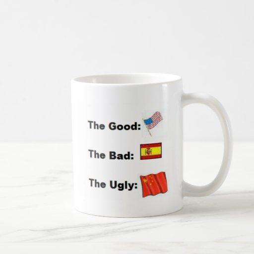 Los E.E.U.U. divertidos. Taza Clásica