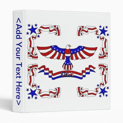 """Los E.E.U.U. Eagle Carpeta 1"""""""