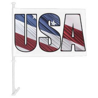 Los E.E.U.U. en bandera patriótica americana