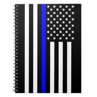 Los E.E.U.U. enrarecen Blue Line Libros De Apuntes Con Espiral