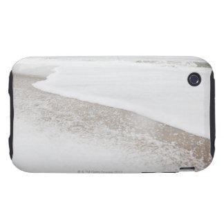 Los E.E.U.U., Estado de Nuevo York, playa de Tough iPhone 3 Carcasas