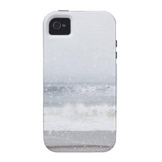 Los E.E.U.U., Estado de Nuevo York, playa de iPhone 4 Fundas