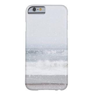 Los E.E.U.U., Estado de Nuevo York, playa de Funda Para iPhone 6 Barely There