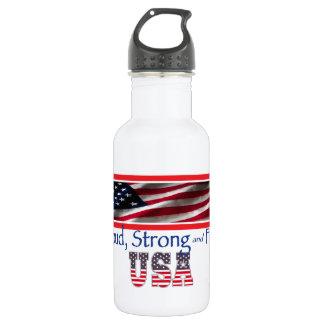 Los E.E.U.U. fuertes