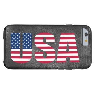LOS E.E.U.U. FUNDA PARA iPhone 6 TOUGH
