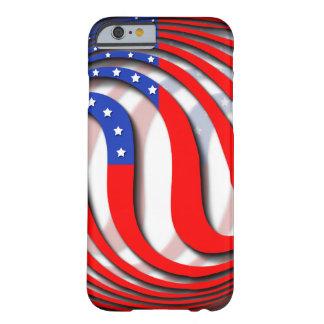 LOS E.E.U.U. FUNDA BARELY THERE iPhone 6