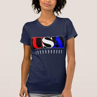 ¡LOS E.E.U.U.! Fútbol de la camiseta del 4 de