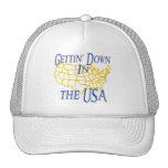 Los E.E.U.U. - Getting abajo Gorras