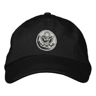 Los E.E.U.U. Gran sello Gorra De Béisbol Bordada
