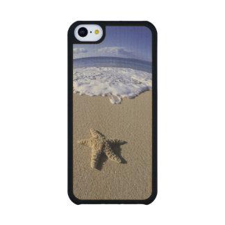 Los E.E.U.U., Hawaii, Maui, playa de Makena, Funda De iPhone 5C Slim Arce