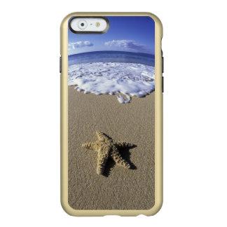 Los E.E.U.U., Hawaii, Maui, playa de Makena, Funda Para iPhone 6 Plus Incipio Feather Shine