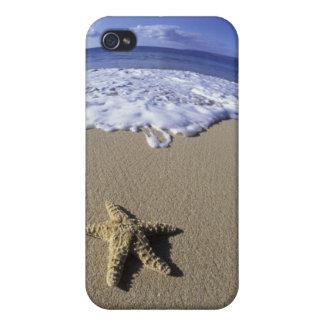 Los E.E.U.U., Hawaii, Maui, playa de Makena, iPhone 4 Carcasa