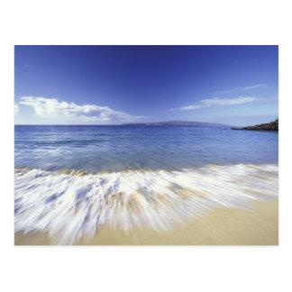 Los E.E.U.U., Hawaii, Maui, resaca que viene adent Postales