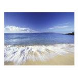 Los E.E.U.U., Hawaii, Maui, resaca que viene Tarjetas Postales