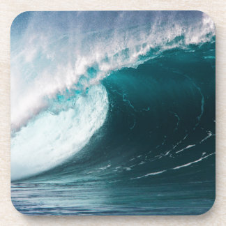 Los E.E.U.U., Hawaii, Oahu, ondas grandes Posavasos
