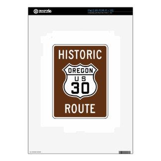 Los E.E.U.U. históricos 30, Oregon Calcomanía Para iPad 2