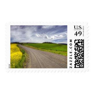 Los E.E.U.U., Idaho, el condado de Idaho, campo de Timbre Postal
