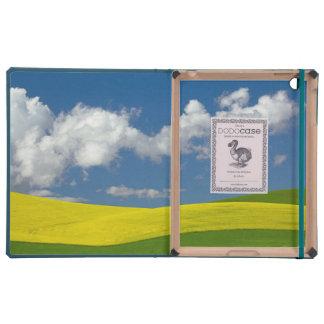 Los E E U U Idaho el condado de Idaho Canola y iPad Coberturas