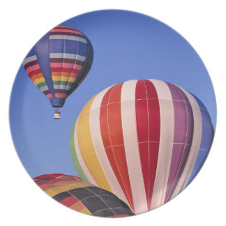 Los E.E.U.U., Idaho, valle de Teton. De aire calie Platos Para Fiestas
