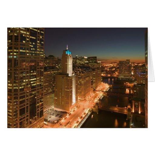 Los E.E.U.U., Illinois, Chicago: El lazo: Edificio Tarjeton