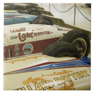 Los E.E.U.U., Indiana, Indianapolis: Motor 3 de In Azulejo Cuadrado Grande