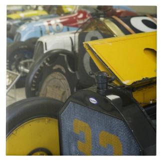 Los E.E.U.U., Indiana, Indianapolis: Motor 5 de In Azulejo Cuadrado Grande
