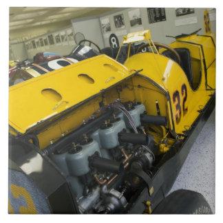 Los E.E.U.U., Indiana, Indianapolis: Motor de Indi Azulejo Cuadrado Grande