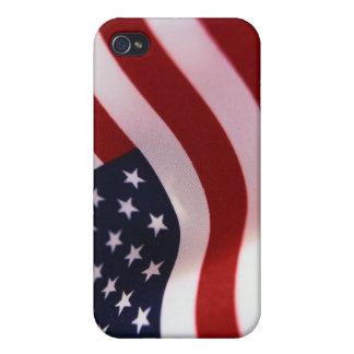LOS E.E.U.U. iPhone 4 FUNDA
