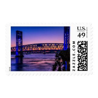 Los E.E.U.U., Jacksonville, la Florida Timbres Postales
