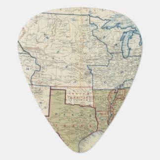 Los E.E.U.U. junio de 1861 Plectro