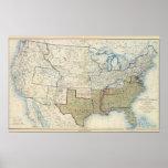 Los E.E.U.U. junio de 1861 Póster